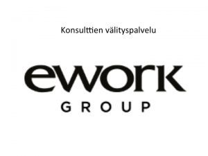 Ework Group